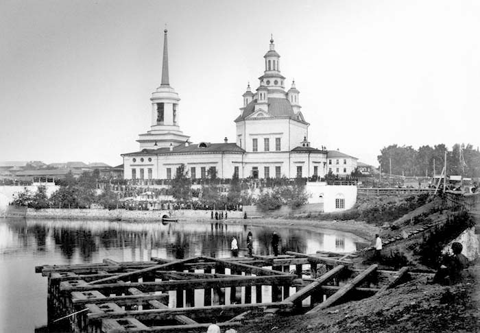 Alapayevsk. Holy Trinity Cathedral