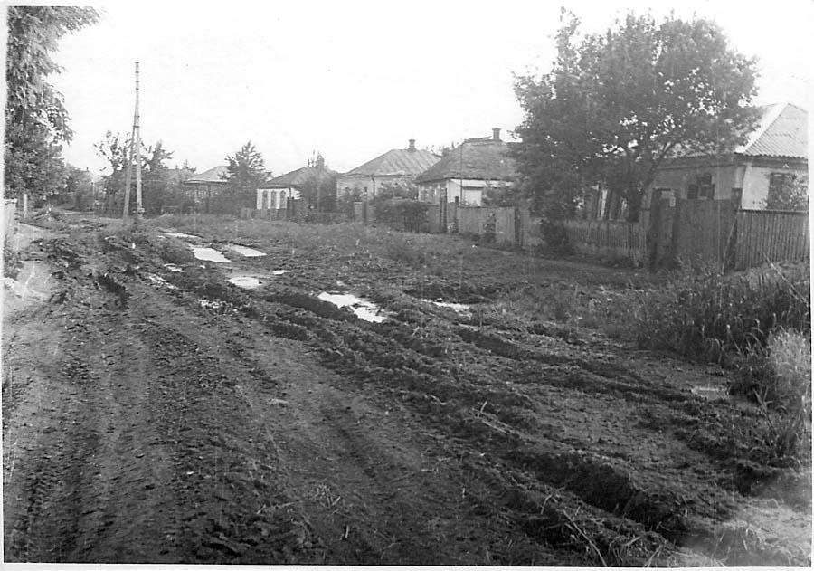 Alexeyevka. Street Olminskogo
