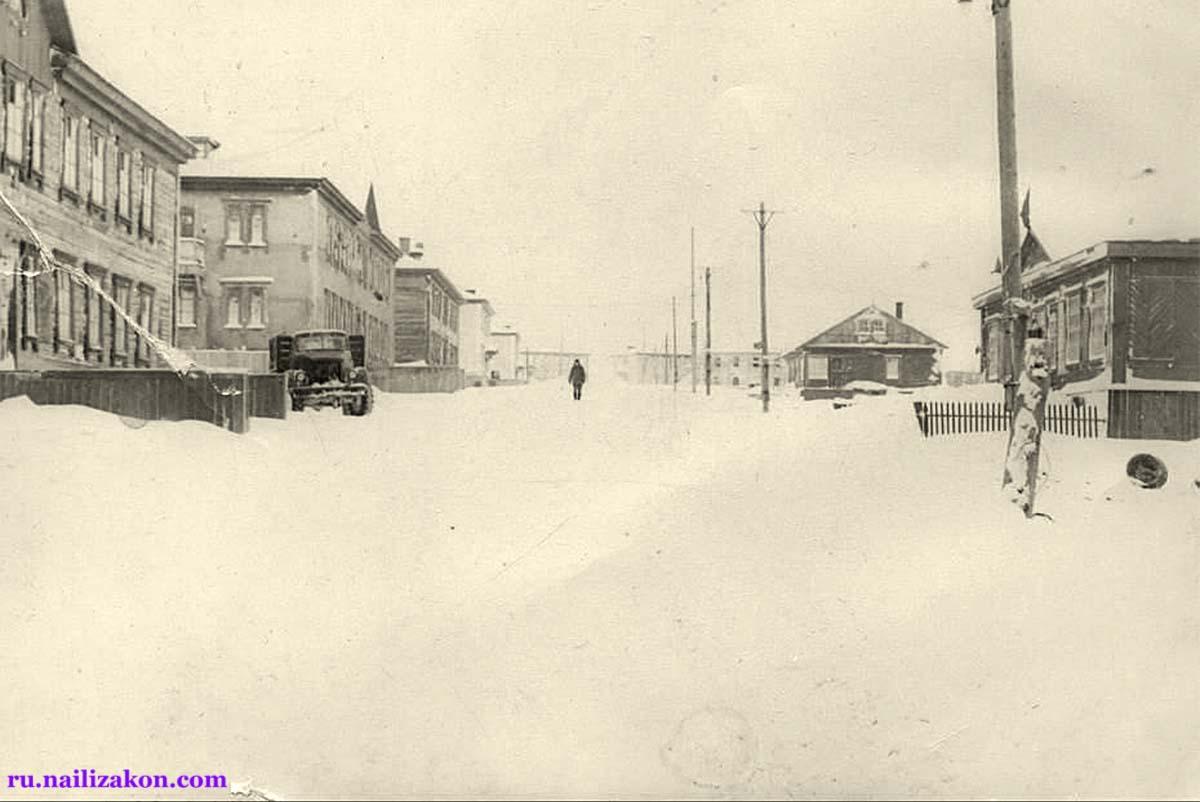 Anadyr. Otke Street, 1965