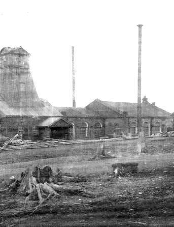 Anzhero-Sudzhensk.The mine №1-6, 1910