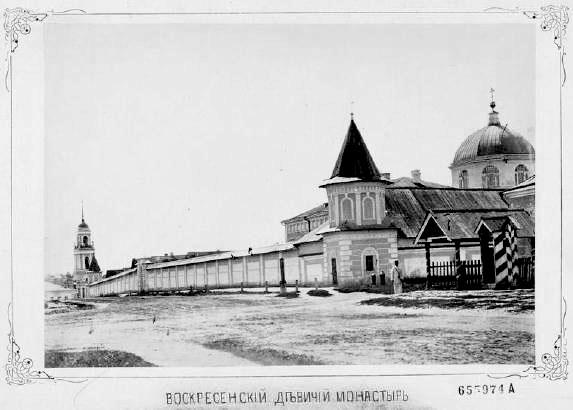 Arkhangelsk. Resurrection nunnery