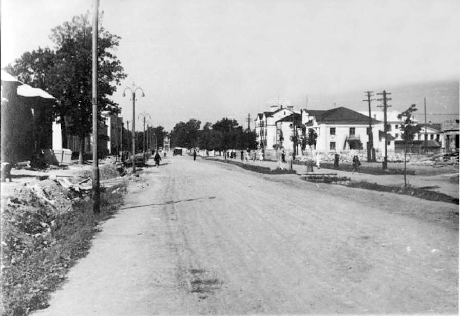 Asha. Stalin Street