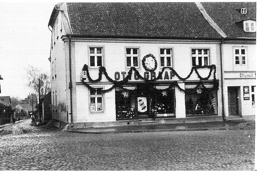Bagrationovsk. Home and Shop Otto Grappa