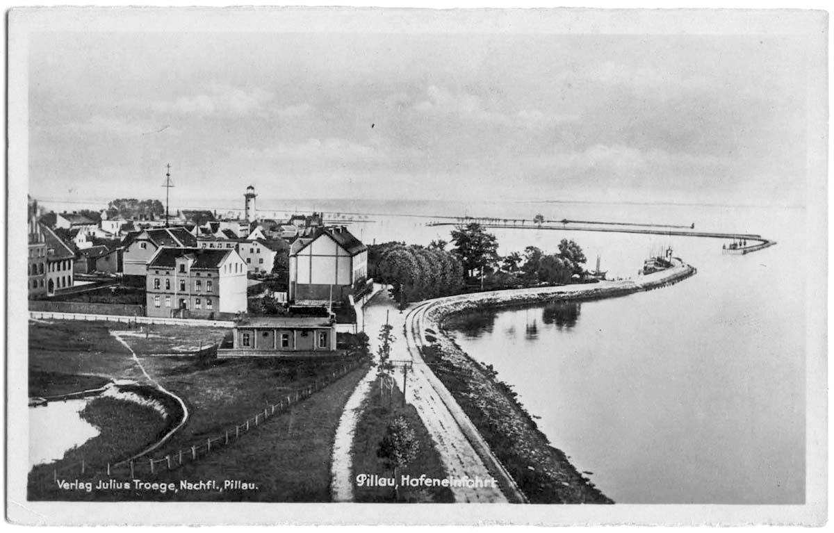 Baltiysk. Harbor
