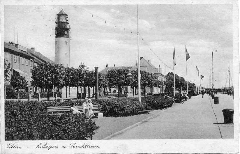 Baltiysk. Lighthouse