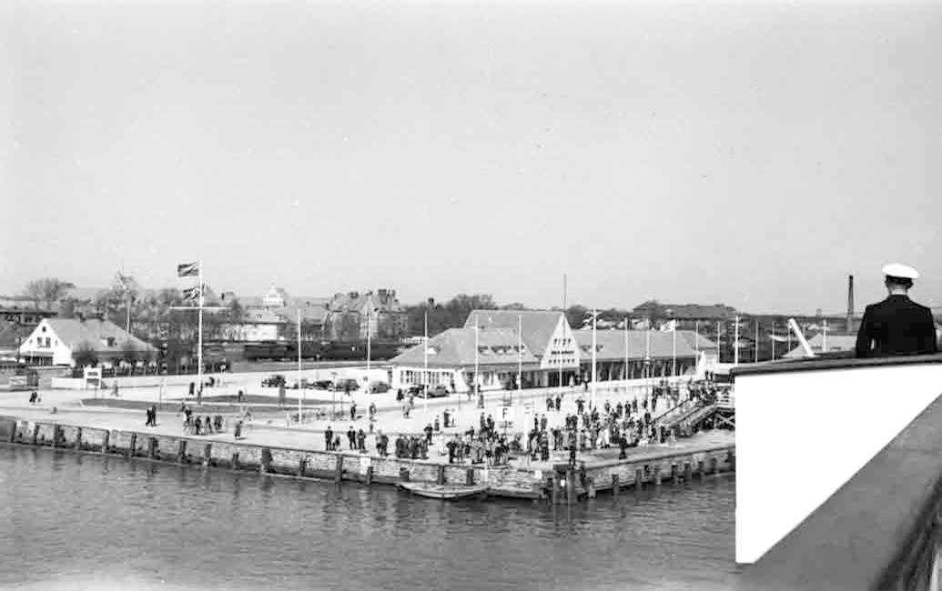 Baltiysk. Marine Station, circa 1940