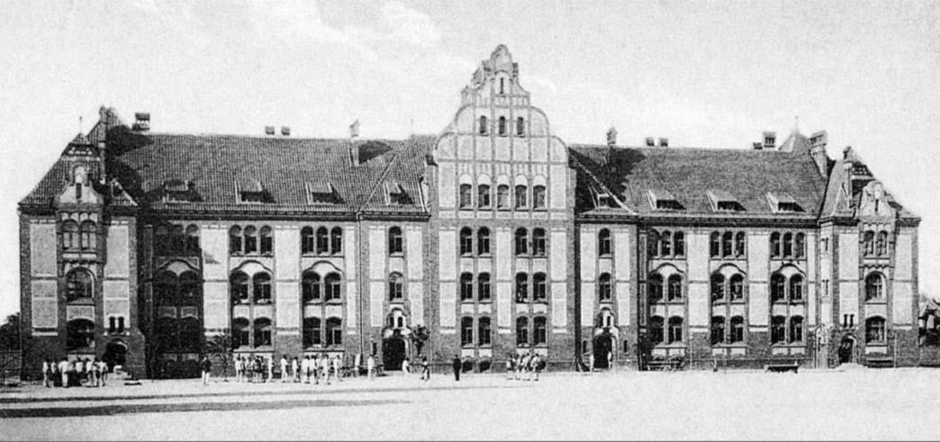 Baltiysk. Infantry Barracks, 1910