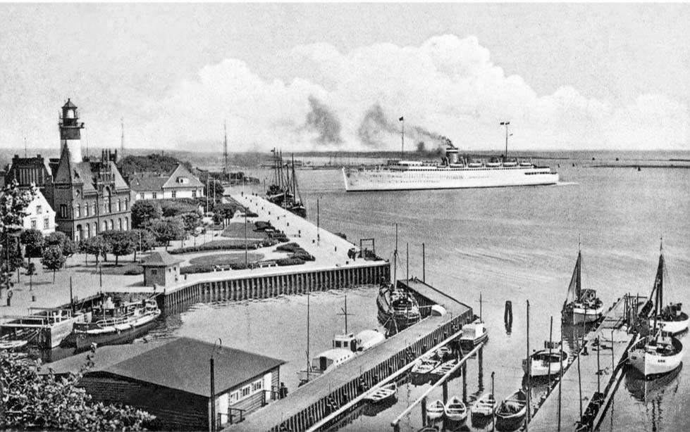 Baltiysk. Port
