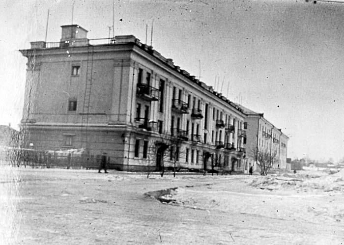 Belovo. Yubileinaya Street