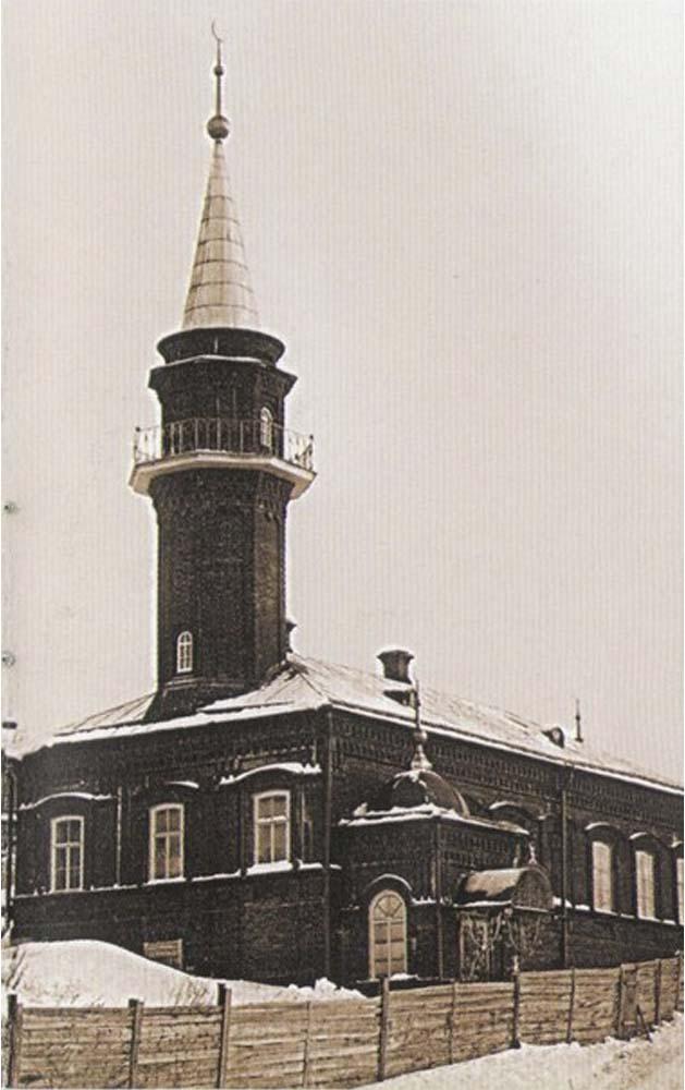 Birsk. Mosque