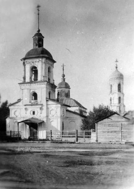 Biysk. Old-Assumption Church