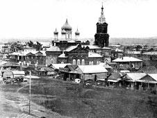 Verkhneuralsk. The Annunciation Church