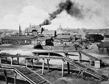 Verkhny Ufaley. Nickel Plant, 1907