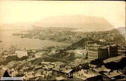 Vladivostok. Panorama of the city