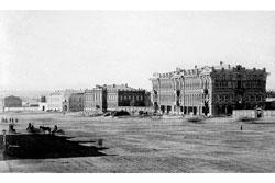 Volgograd. House of Bozheskov