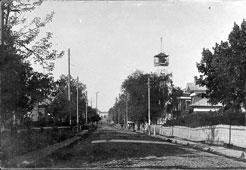 Vologda. Big Arkhangelskaya street