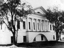 Vologda. Skulyabinskaya almshouse