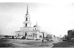 Votkinsk. Annunciation cathedral