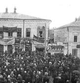 Votkinsk. Demonstration on May 1