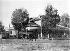 Votkinsk. House of Tchaikovsky