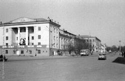 Votkinsk. The House of Culture