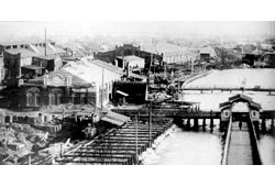 Votkinsk. View of the plant