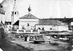 Vyazniki. Kazan Cathedral
