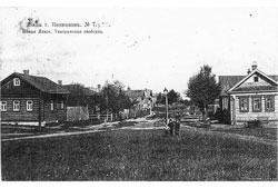 Vyazniki. New line. Theatralnaya suburb