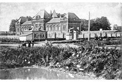 Vyazniki. The district hospital