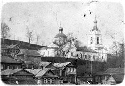 Vyazniki. Vvedenskaya Church