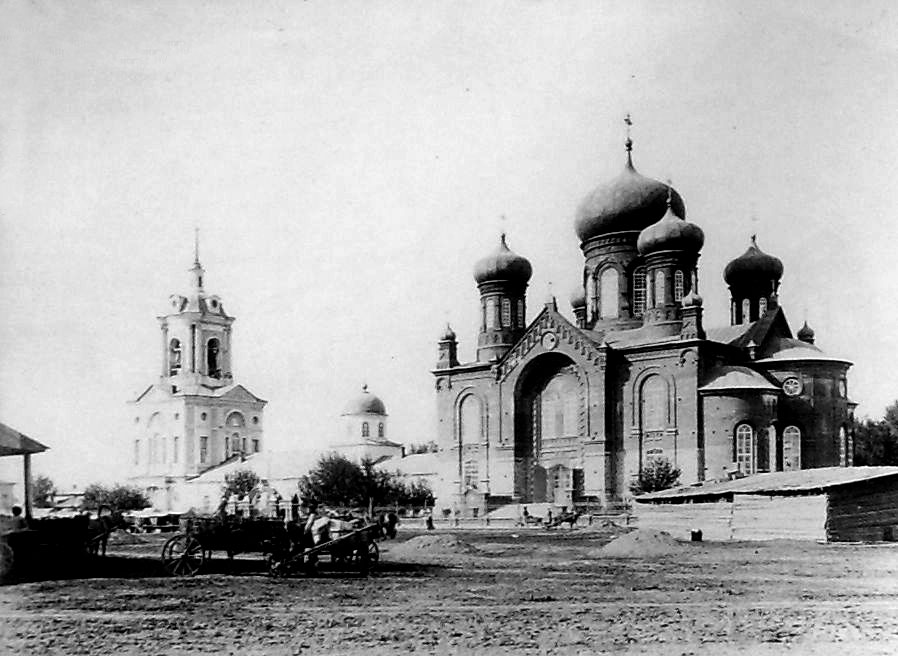 Glazov. Ascension-Transfiguration Cathedral, 1911