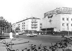 Gorno-Altaysk. Hotel 'Tourist'