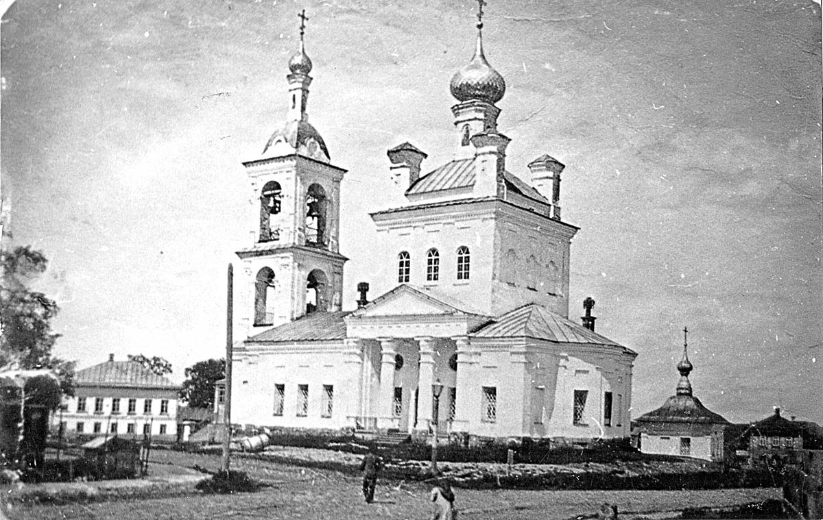 Danilov. Church of the Transfiguration Christ
