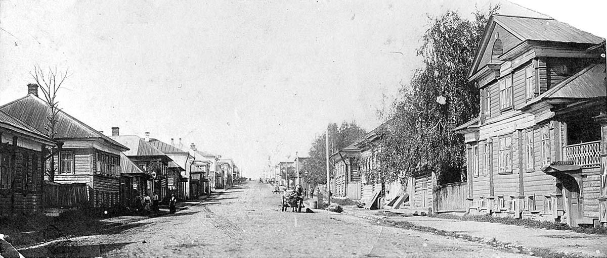 Danilov. Yaroslavskaya street