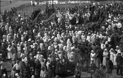 Davlekanovo. May 1, 192?