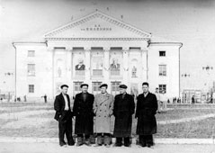 Yemanzhelinsk. Palace of Culture named after VI Lenin, 1958