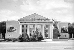 Znamensk. House of officers