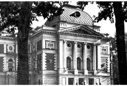 Irkutsk. Drama Theater