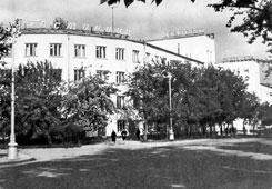 Irkutsk. Hotel 'Sibir'