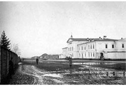 Irkutsk. Irkutsk prison