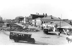 Ivanovo. Panorama of the city