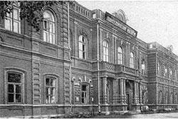 Ivanovo. Polytechnical Institute