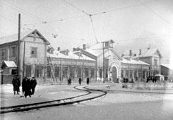Ivanovo. Old Railway Station
