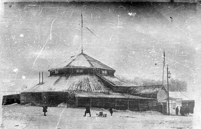 Izhevsk. Old Circus, 1926