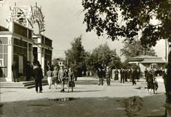 Yoshkar-Ola. Dance pavilion