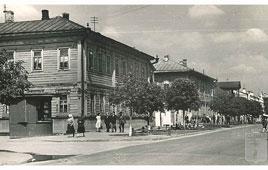 Yoshkar-Ola. Sovetskaya Street, circa 1960's
