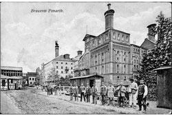 Kaliningrad. Brewery Ponart