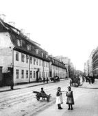 Kaliningrad. Rossgarten Strasse