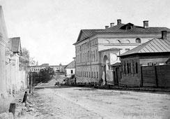 Kaluga. Zolotarevskaya Street, circa 1880's