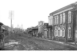 Kamen-na-Obi. Main Street, 1912